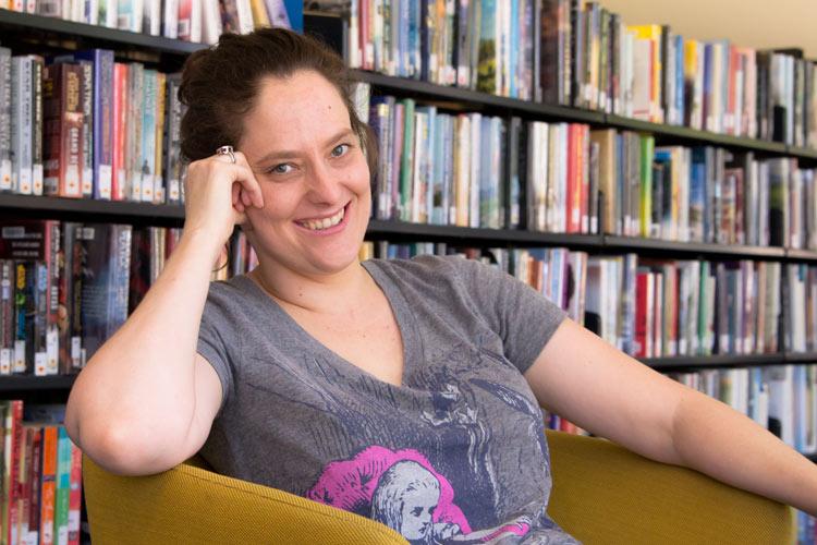 Kathryn librarian