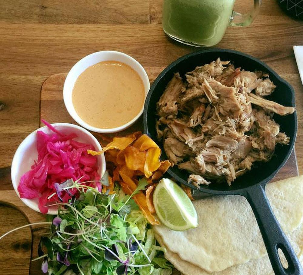 Photo courtesy of Blue Jam Cafe